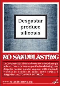 SANDBLASTING SILICOSIS
